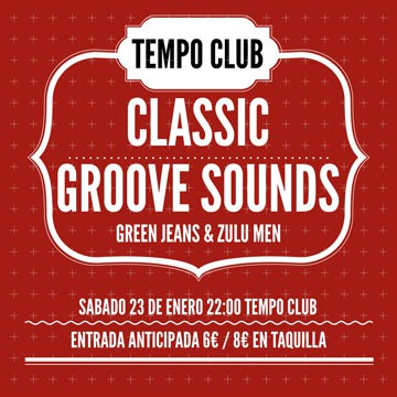 CLASSIC GROOVE SOUNDS