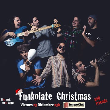 FUNKOLATE CHRISTMAS AND FRIENDS